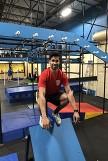 Coach George - Youth Ninja Warrior Trainer/Coach