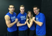 Ninja Training for Adults & Competitive Ninja Warrior Team at The Ninja's Edge in Michigan
