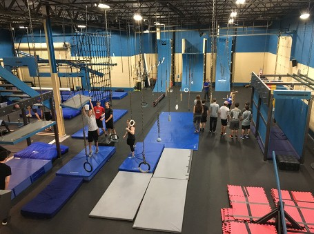 Team Building Events Hosted at The Ninja's Edge
