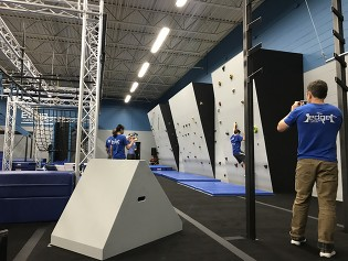 Plymouth, Michigan Ninja Warrior Training Center