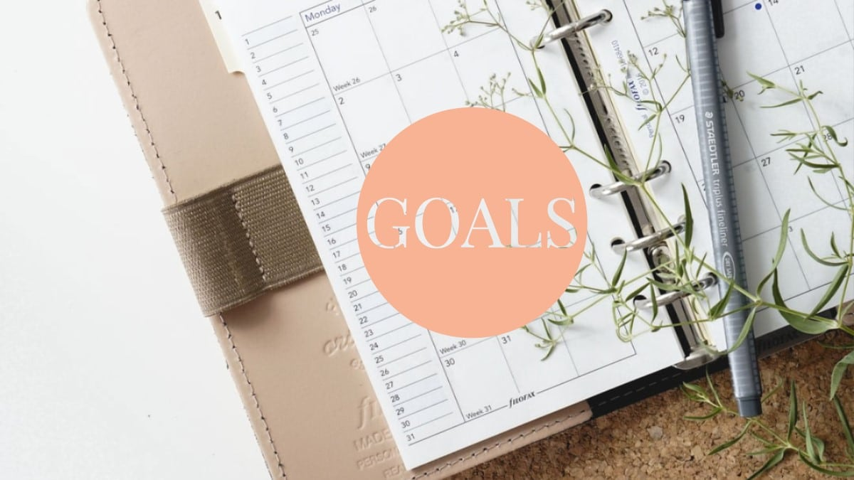 Make It a Goal to Make Goals - The Ninja's Edge