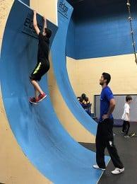 Youth Ninja Training at The Ninja's Edge
