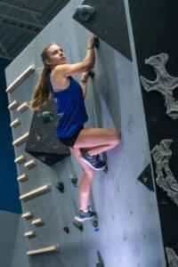 Coach Julia - Youth Ninja Warrior Trainer/Coach