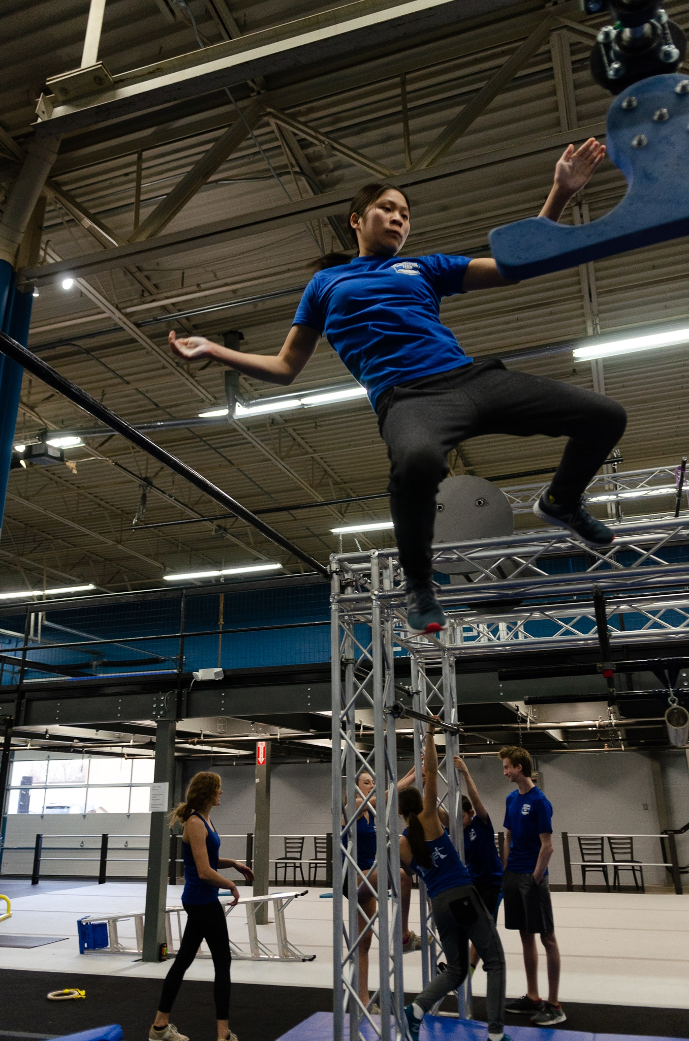 Coach Sophie - Youth Ninja Warrior Trainer/Coach