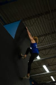 Ninja Warrior Training in Michigan