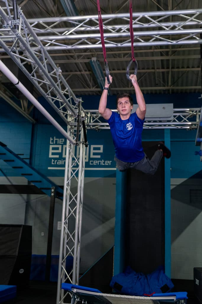 ninja warrior training for all ages in Michigan